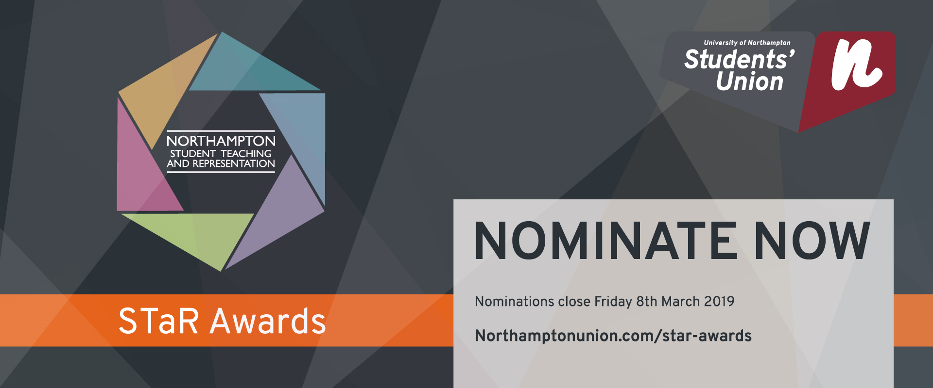 Nominate now for StaR Awards!
