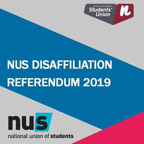 NUS Referendum Debate- Change of Time Thumbnail